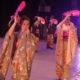パラナ民族芸能祭=日本伝統芸能ショーで魅了=龍千多さん「昨年より良い!」=踊り会優美に、和太鼓勇壮に