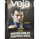 《ブラジル》ヴェージャ誌がモロの新疑惑次々と=クーニャのデラソンに反対?=ルーラの親友逮捕も命令か