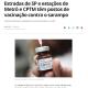 サンパウロ州=麻疹患者40日で7倍に=都電の駅にも接種ポスト
