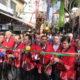 令和初の七夕祭りに20万人来場=阿波踊り、龍踊り、笠踊り次々に=会長、朝3時から準備