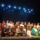 花の歌謡祭=コロニア歌手が彩る豪華ステージ=令和祝い、昭和・平成の名曲次々に=北川さん、野口総領事も熱唱