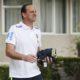 サッカー=ロジェリオ・セニがクルゼイロの監督に=急転直下で名門指揮の決まったかつての名キーパー