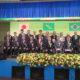 ブラジル宮崎県人会=創立70周年式典を盛大に開催=一層強固な絆築くこと誓い合う=河野県知事ら32人が慶祝来伯