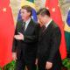 ブラジル/中国首脳会談=中国と多方面で合意成立=教育、農業、エネルギーなど=交流活性化のためビザ免除