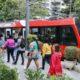リオ市=コルコバード鉄道135周年=4世代目の新型車両お目見え