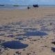 北東伯海岸への原油漂着に関する「最悪の想定」