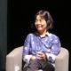 多和田葉子が対談「日本語は重要」=「雪の練習生」翻訳本を出版