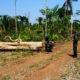 《ブラジル》アマゾン伐採問題=1年間で9762平方キロ失う=前年比で29・5%も増加=環境犯罪摘発件数は4割減=「現政権に責任ない」と環境相