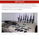 《サンパウロ市》偽壁で隠した大量の火器押収=ヘリを撃ち落せる重火器まで