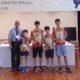 第61回全伯珠算選手権大会 優勝は岡田龍樹くん 2位はシバタ・ジュン・ガブリエルくん