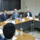 クルゼイロ・ド・スル大学=日本語通信教育が順調に=山田大使視察、学長と懇談=受講者早くも220人に増加