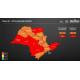 《サンパウロ》感染拡大で州全域に外出自粛厳格化=あと4週間でICU占有率100%に?=20時以降は営業禁止、昨年6月水準に逆戻り