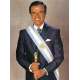 《アルゼンチン》メネム元大統領が死去=長期政権確立も波乱多く