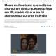 《サンパウロ市》性転換女性が一酸化中毒死=豊胸手術回復中の火事の後