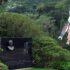 憩の園にある創立者ドナ・マルガリーダ渡辺の胸像