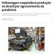 《ブラジル》VWが12日間生産を停止=パンデミックの状況悪化で
