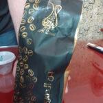 中東土産のカルダモン入りコーヒー