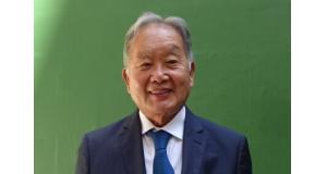 9年間務めた石川レナト理事長