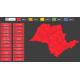 《サンパウロ州》全域で赤レベルがスタート=医療崩壊目前で2週間