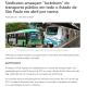 《ブラジル》サンパウロ市地下鉄=利用者減で17億レの損失=本数減り、待ち時間拡大=職員接種求めて20日にスト