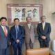 本紙への支援を東京で要請=下地議員らが5カ所を行脚=笹川堯氏など日系社会理解者へ