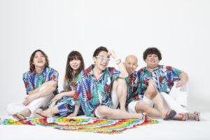 バンド「カルナバケーション」のメンバー