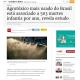《ブラジル》除草薬が子供達の命を奪う=最も一般的なグリホサート