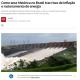 《ブラジル》記録的な干ばつで水不足=電力危機やインフレ懸念も=2001年の悪夢再び?