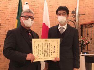 平上氏と高木総領事