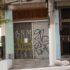 閉店したサンジョアキン街482番のレストラン「Peixaria Mitsugi」跡地
