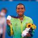 《ブラジル》東京五輪 体操個人総合でレベッカ銀=柔道のマイラは3大会連続銅