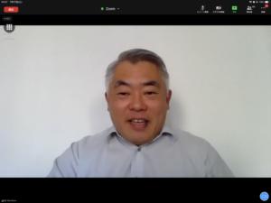 国際交流基金の久野元日本語上級専門家