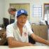 マレットゴルフ新部長に就任した吉田アキミツ・エジソンさん