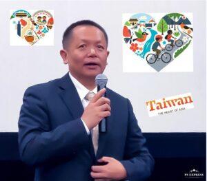 張崇哲在ブラジリア台北経済文化事務所代表(大使)