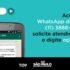 TOPユーチューブチャンネルではワッツアップで購入手順を教える動画も