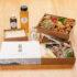 瀬戸内西部3県の郷土料理などを再現した豪華な美食セット