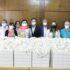 同日10時に集まった12団体との記念写真
